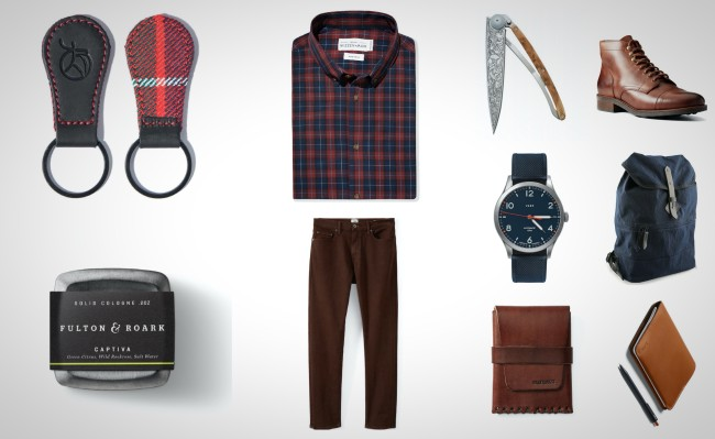 best everyday carry gear Christmas gift ideas presents for men