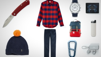 10 Of The Best Red, White, And Blue Everyday Carry Essentials We Want From Santa