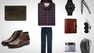 10 Of The Best Everyday Carry Essentials For Guys This Holiday Season