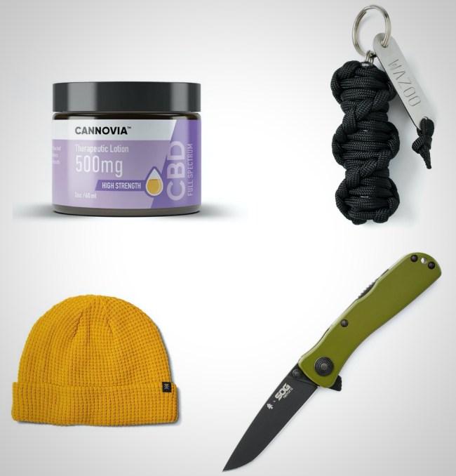 best winter everyday carry gear seasonal