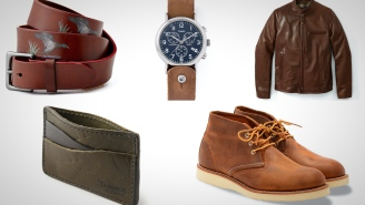 5 Of Best Leather Gifts For Guys This Christmas