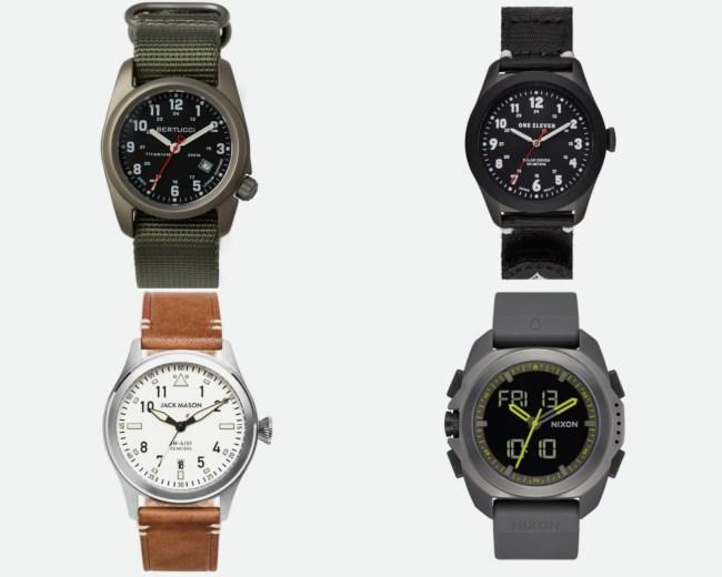 best men's watches under $200 right now