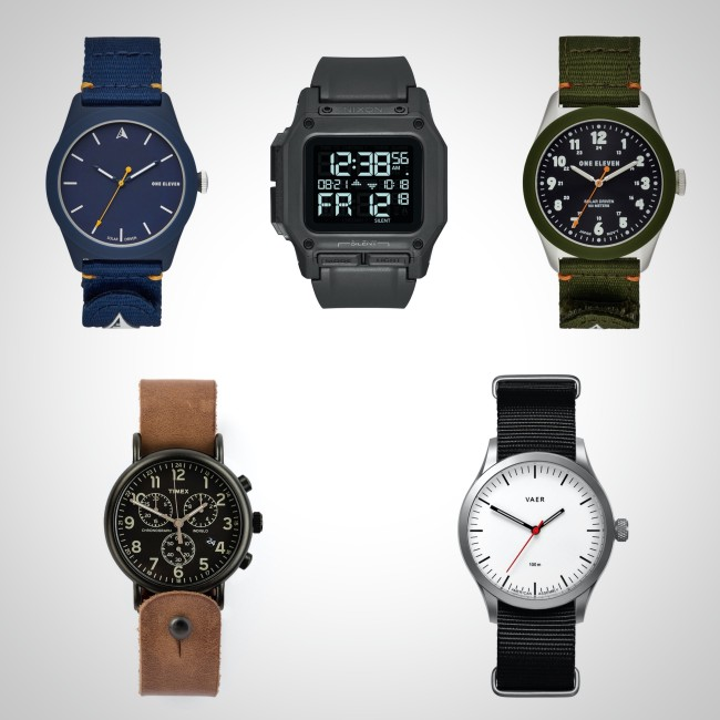 best men's watches under $150 Christmas gift ideas