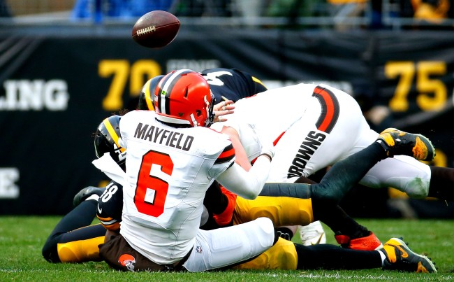 Colin Cowherd Rips Baker Mayfield For Failures Not A Starting QB
