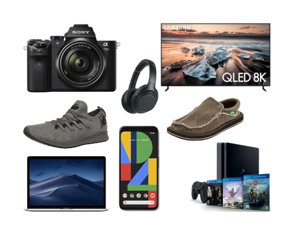 Best Cyber Monday Deals and Sales for 2019 that are live and you can get right now. TVs, laptops, mattresses, phones, computers, clothing, shoes, sneakers.