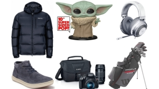 Daily Deals: Baby Yoda, Cameras, Birkenstock, Sound Bars, Electric Bikes, Marmot, Lacoste Holiday Sale And More!