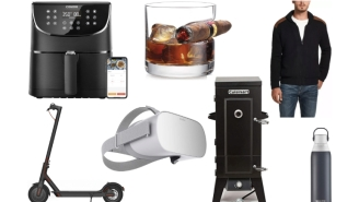 Daily Deals: Smokers, Pyrex, Furniture, Boots Clearance, Huge Hoodie Specials, Eddie Bauer Holiday Sale And More!