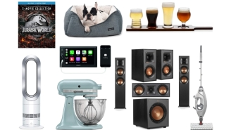 Daily Deals: Apple CarPlay Media Receivers, Klipsch Home Theaters, Beer Flights, Dyson Fans, Foot Locker Holiday Sale And More!
