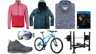 Daily Deals: Weight Benches, Snow Goggles, Star Wars Collectibles, Suits, Banana Republic Sale, Backcountry Clearance And More!