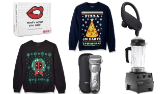 Daily Deals: Powerbeats Pro, Ugly Christmas Sweaters, Pro Blenders, Electric Shavers, Huckberry Holiday Gift Sale And More!
