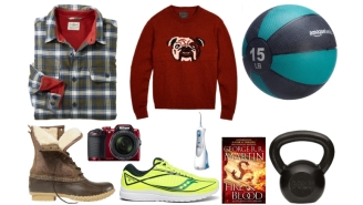 Daily Deals: $600 75-Inch TV, Fossil Wallets, Jach's Sweaters, Saucony Sneakers, LL Bean Sale, Under Armour Clearance And More!