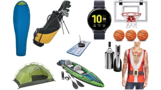 Daily Deals: Gifts For Campers And Golfers, Otterbox Coolers, Ugly Christmas Sweaters, Arc'teryx, Cole Haan Sale And More!