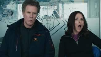 Will Ferrell's New Black Comedy With Julia Louis-Dreyfus Looks Like His Best Movie In Years