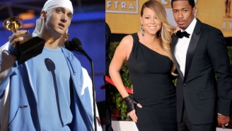 A Timeline History Of The Feud Between Eminem, Mariah Carey And Nick Cannon