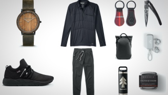 10 Everyday Carry Essentials For Looking Fresh And Staying Active