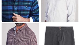 Faherty Clothes Has A Weekend Flash Sale Giving Away Best Sellers For 25% Off