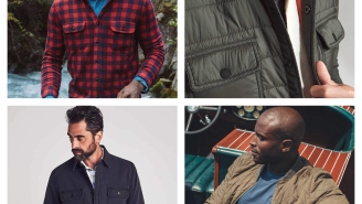 10 Must-Haves From Faherty Clothes To Upgrade Your Winter Style