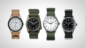 4 Field Watches Under $250 You Should Ask Santa For This Christmas