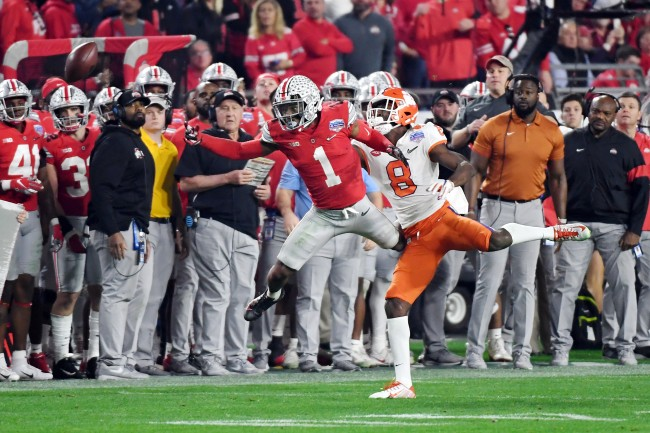 Fiesta Bowl ref who overturned Clemson fumble explains why Ohio State's defensive touchdown didn't count
