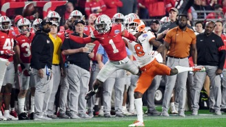 Ref Who Screwed Ohio State In Fiesta Bowl Explains Why Controversial Clemson Fumble Was Overturned