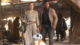 Here Is What Finn Was Desperately Trying To Tell Rey In 'The Rise of Skywalker', According To J.J. Abrams