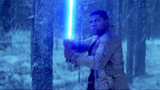 'Star Wars' Lead John Boyega Doesn't Agree With The Narrative Choices Made By 'The Last Jedi'