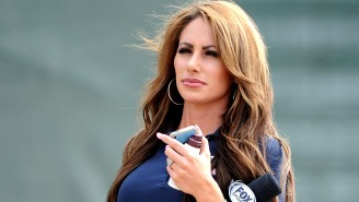 This Can't Be Right… Former Fox Sports And Golf Channel Reporter Holly Sonders Just Got Engaged To Vegas Dave