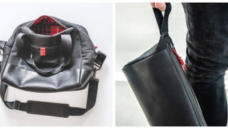 Fraser Kit Co.'s Weekender Bag And Dopp Kit Are Two Things Every Guy Should Want This Holiday Season
