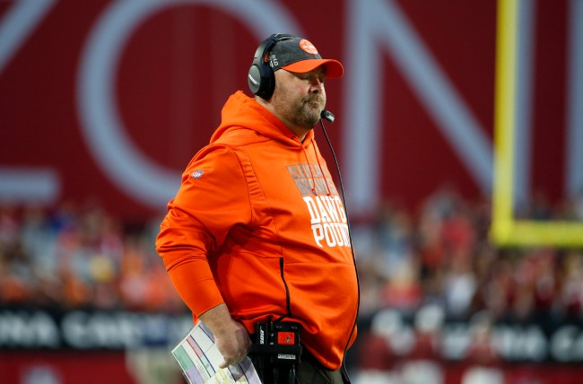 Freddie Kitchens reportedly won't be fired by the Cleveland Browns and Twitter had lots of reactions