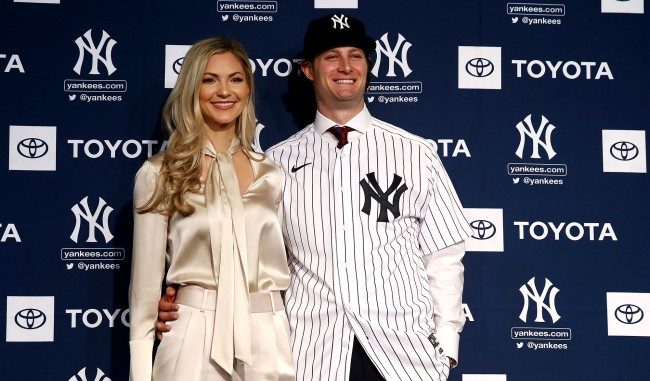 Gerrit Cole Shaved His Beard For Yankees Introductory Press Conference
