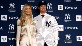 Gerrit Cole Shaved His Beard For His Yankees Press Conference, Looks Like A Totally Different Guy