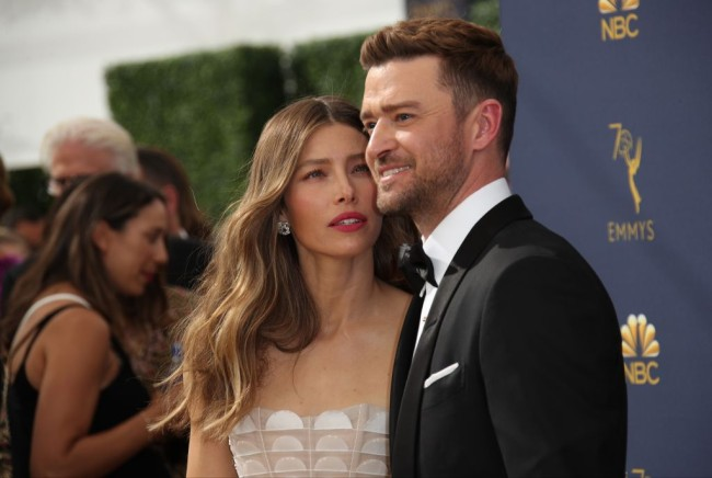 Justin Timberlake is breaking his silence after seen holding hands with his costar Alisha Wainwright and issues apology to his actress wife Jessica Biel.