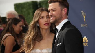 Justin Timberlake Apologizes To Jessica Biel For 'Strong Lapse In Judgment' After Caught Holding Hands With Costar