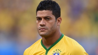 Brazilian Soccer Star 'Hulk' Leaves His Wife Of 12 Years To Start Dating Her Niece