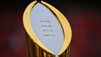 Big 12 Commissioner Suggests There's A Chance College Football Playoff Could Be Delayed