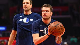 Dirk Nowitzki Admitted He Thought Luka Doncic Would Struggle This Season, 'Would Have A Tougher Transition' In Year 2