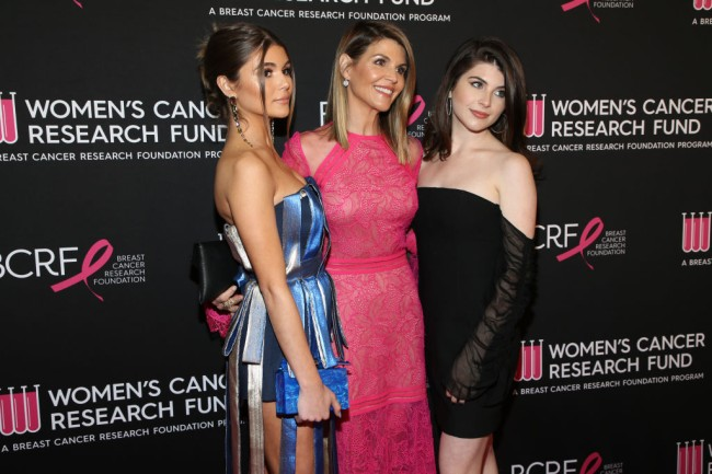 Social media influencer Olivia Jade Giannulli broke her silence by releasing a new YouTube video about her comeback following Lori Loughlin's alleged involvement with the college cheating scandal to get her daughters into USC.