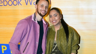 Ayesha Curry Reacts To Steph Curry's Alleged NSFW Photo Leaking On The Internet