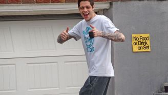 Pete Davidson Hints He's Going To Rehab During 'SNL'
