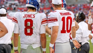 Daniel Jones Speaks Out About Partying With Eli Manning, The Man Who Has A 'Beer Guy' At Every Stadium In The NFL