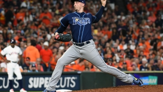 Rays Pitcher Blake Snell Reacted Live On Twitch To A Teammate Being Traded For A 'Damn Slapd*ck Prospect'