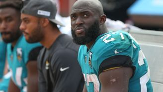 Leonard Fournette Was Fined $99k By Tom Coughlin For Doing The Unthinkable: Sitting On The Bench While Inactive