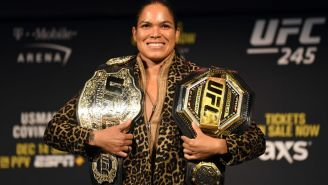 UFC 245 Preview: Isn't it About Time to Give Amanda Nunes Her Due?