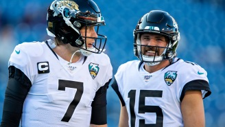 NFL Twitter Rejoices As Jaguars Announce Gardner Minshew As Starting QB For Rest Of Season, Sending Nick Foles To The Bench