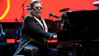 Elton John Goes On Expletive-Laden Rant On Security Guards, Reveals He Wore A Diaper And 'Pissed' Himself During Concert
