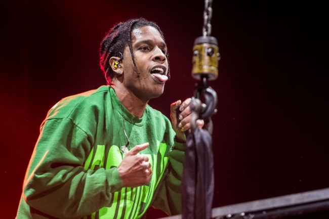 ASAP Rocky alleged sex tape released and Twitter had jokes about his stroke game.