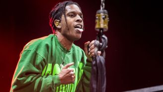 ASAP Rocky's Alleged Sex Tape Leaks Online And The Internet Roasts Him Hard