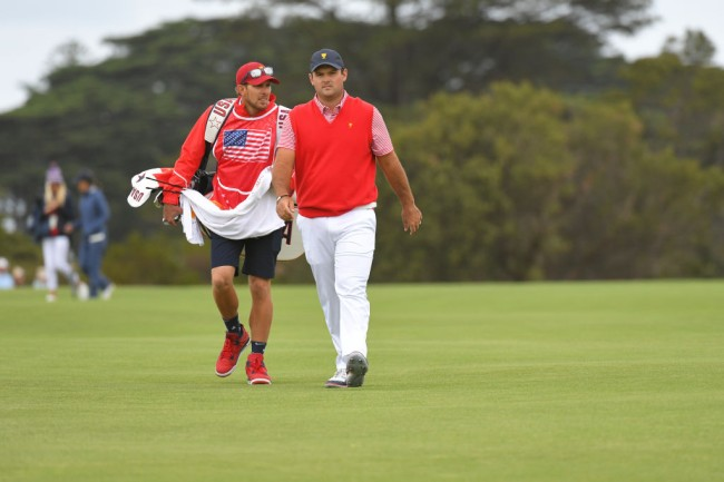 patrick reed caddie altercation presidents cup