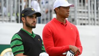 Abraham Ancer Didn't Call Out Tiger Woods, He Simply Wanted A Chance To Take On The GOAT, Which Is Totally Normal
