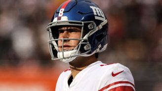 It Sure Sounds Like Daniel Jones Is In Need Of A Win, But That's Only Going To Hurt The Giants In The Long-Run